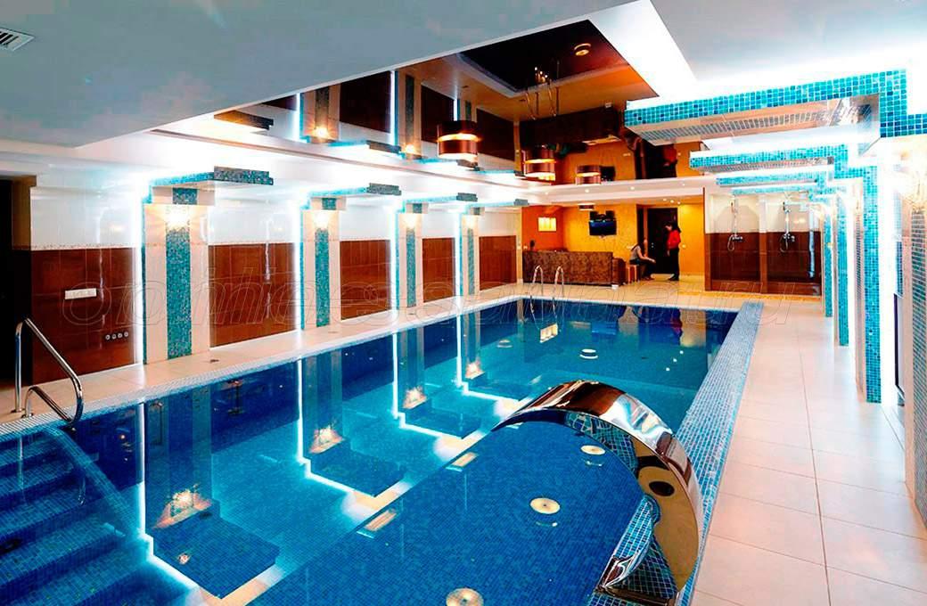 Абникум, гостиничный комплекс