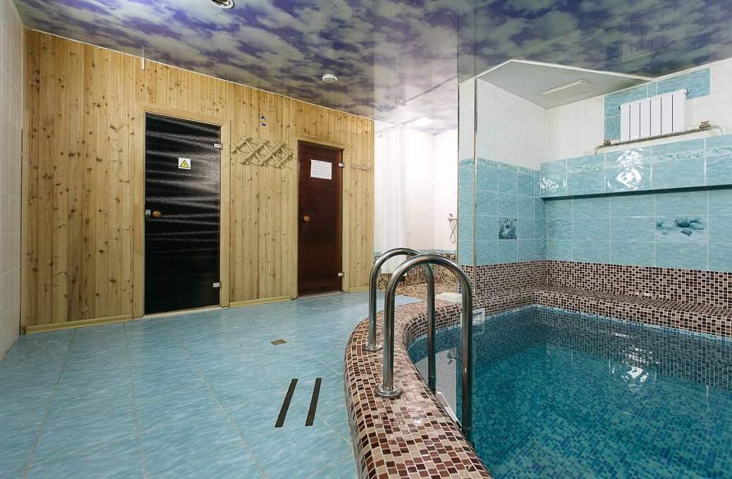 Парадиз, гостиничный комплекс