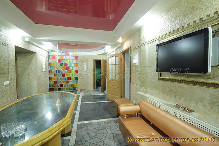 VIP сауна Царь–баня