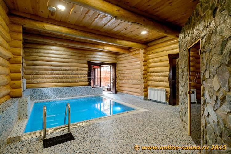 Кедровый, банный комплекс