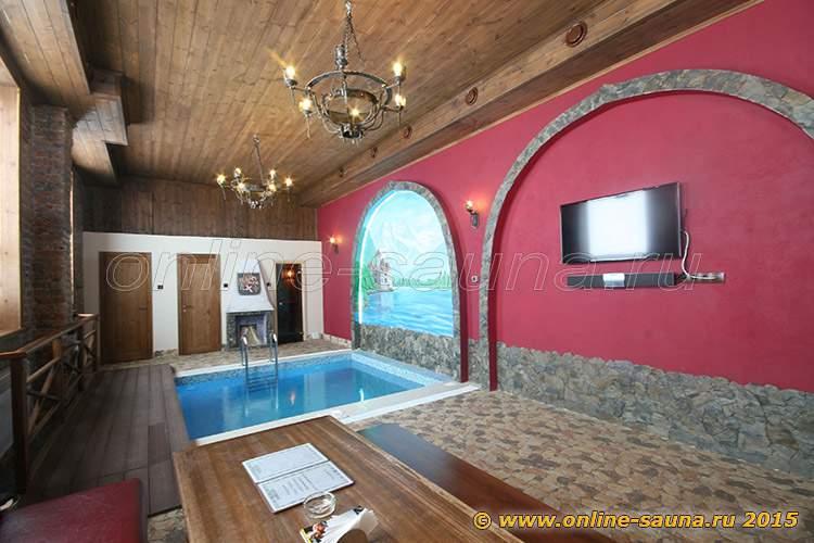 Банный клуб, сауна с мангальной зоной