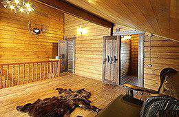 ТеремЪ, русская баня на дровах