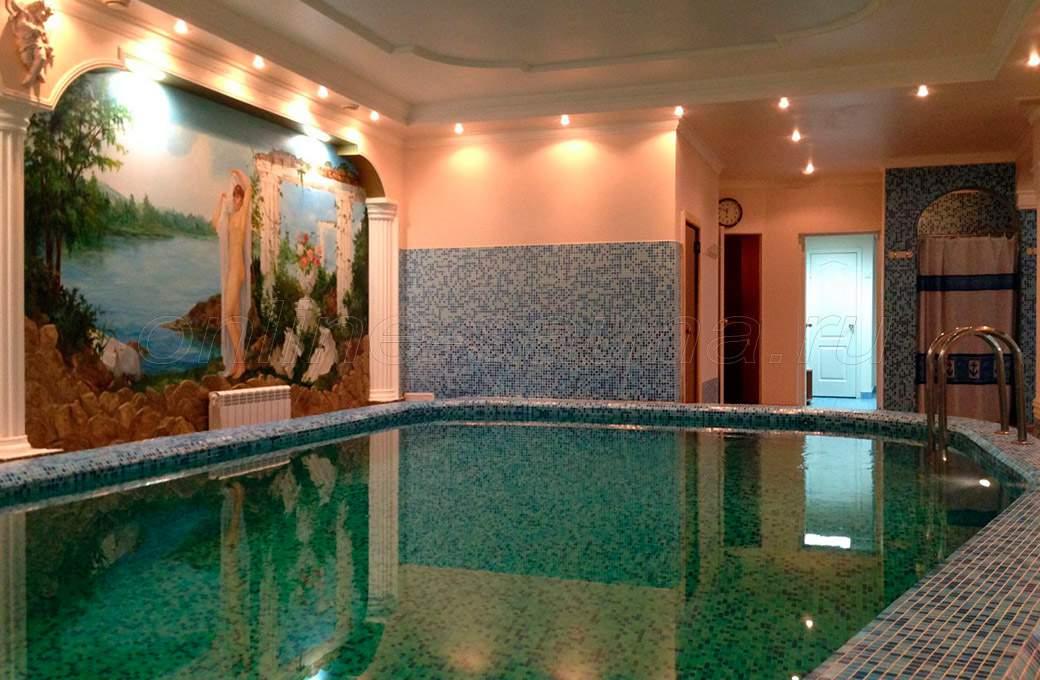 Три Версты, гостиничный комплекс