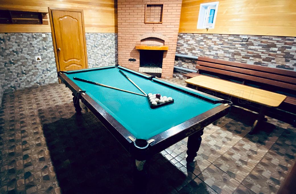 Гостиничный комплекс на Богаткова