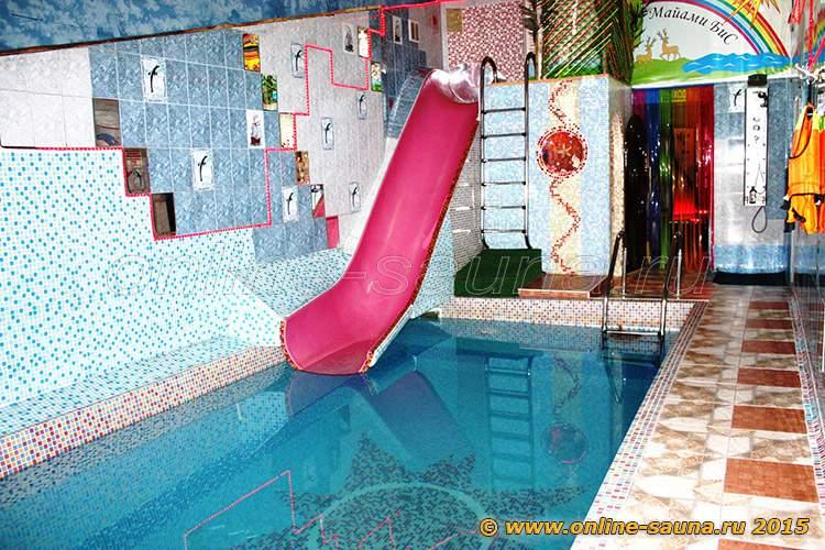 Майами БиС (На Никитина), сеть саун