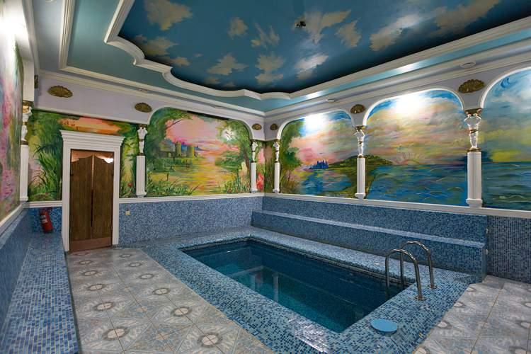 Золотой Лев, новый банный комплекс