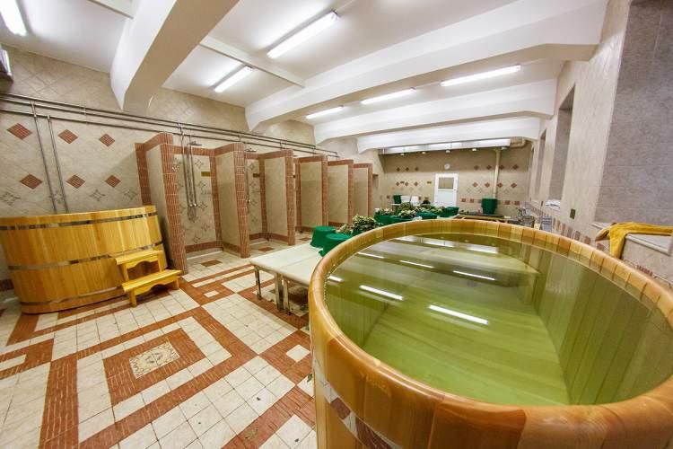 Сандуны Сибирь, банный комплекс