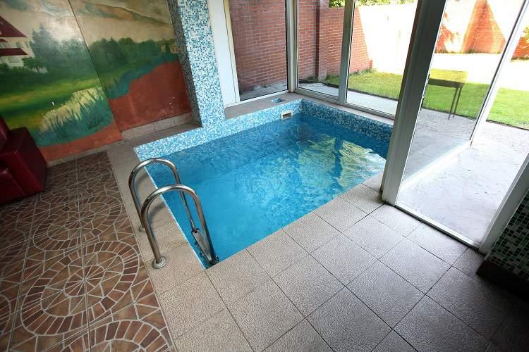 Дискавери, банный комплекс